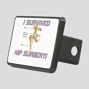 Hip Surgery Rectangular Hitch Cover