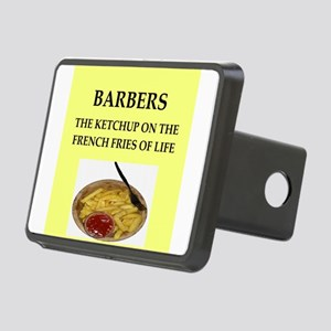 barber Rectangular Hitch Cover