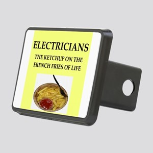 electrician Rectangular Hitch Cover