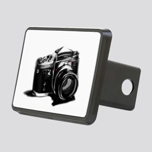 Camera Rectangular Hitch Cover