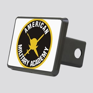 American Military Academy SSI Rectangular Hitch Co