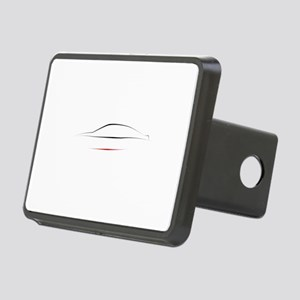 S5 Outline Rectangular Hitch Cover