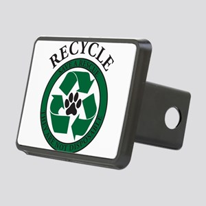 Rescue Recycle Hitch Cover