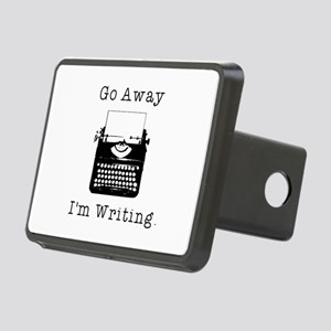 Go Away - I'm Writing Hitch Cover