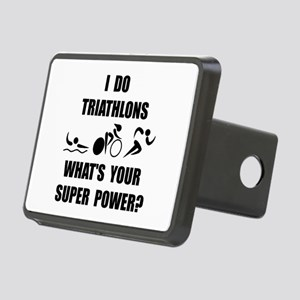 Triathlon Super Power: Hitch Cover