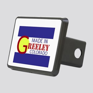 MADE IN GREELEY Hitch Cover