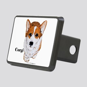 Corgi Hitch Cover
