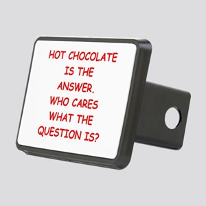 hot chocolate Hitch Cover
