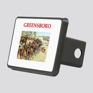 greensboro Hitch Cover