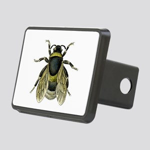 Bee Rectangular Hitch Cover