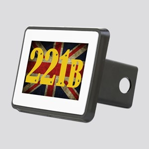 221B Flag Hitch Cover