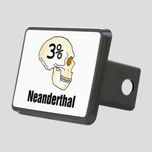 Three Percent Neanderthal Rectangular Hitch Cover
