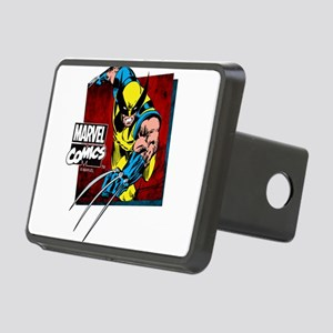 Wolverine Square Rectangular Hitch Cover
