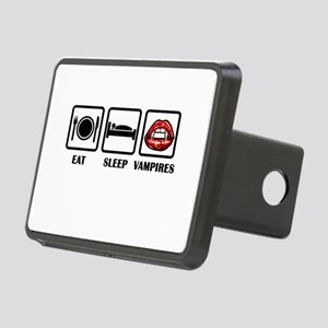 Eat Sleep Vampires Hitch Cover
