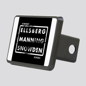 Ellsberg Manning Snowden Rectangular Hitch Cover