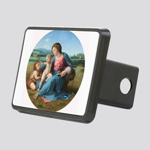 Raphael - The Alba Madonna Hitch Cover