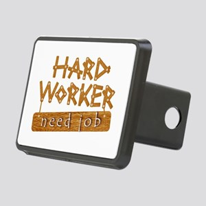 Hard Worker Need Job Hitch Cover