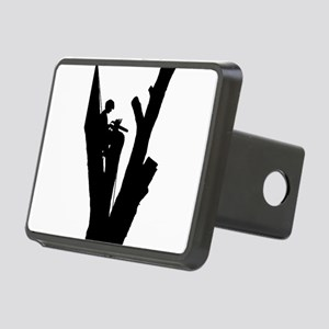 Tree Cutter Rectangular Hitch Cover