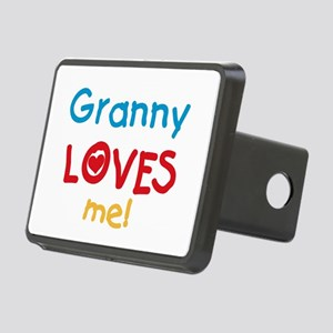 Granny Loves Me Hitch Cover