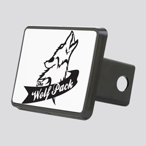Logo Rectangular Hitch Cover