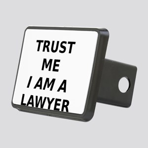 Trust Me I Am A Lawyer Hitch Cover