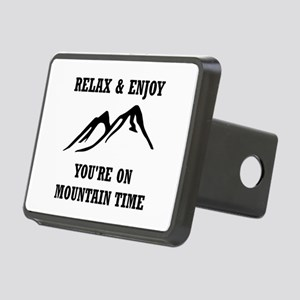 On Mountain Time Hitch Cover