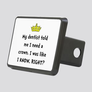 Dentist Crown Hitch Cover