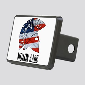Movon Labe Flag Side Helm Hitch Cover