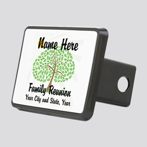 Customizable Family Reunion Tree Hitch Cover