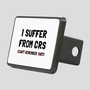 CRS Remember Shit Hitch Cover
