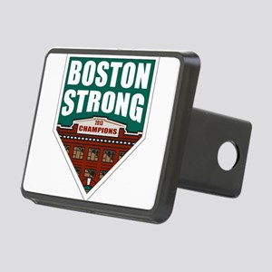 Boston Strong Home Plate Hitch Cover