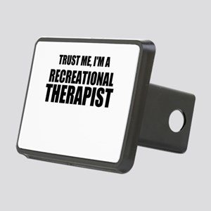 Trust Me, Im A Recreational Therapist Hitch Cover