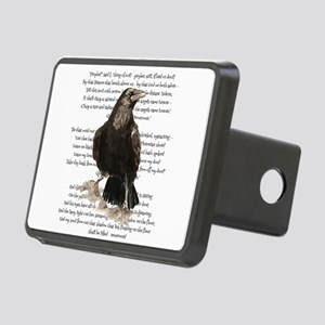 Edgar Allen Poe The Raven Poem Rectangular Hitch C