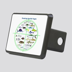 Florida Keys Fish Targets Hitch Cover