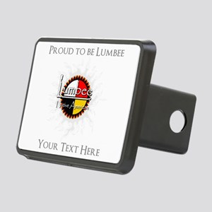 Personalized Proud to be Lumbee Hitch Cover
