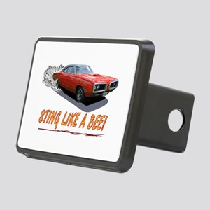 STING LIKE A BEE! Rectangular Hitch Cover