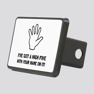 High Five Hitch Cover