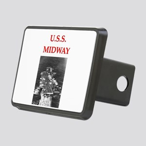 MIDWAY Rectangular Hitch Cover