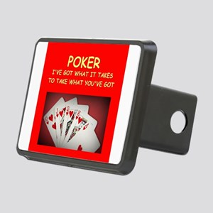 POKER1 Hitch Cover