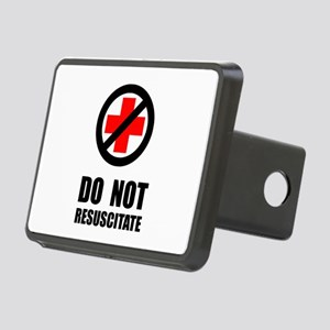 Do Not Resuscitate Hitch Cover