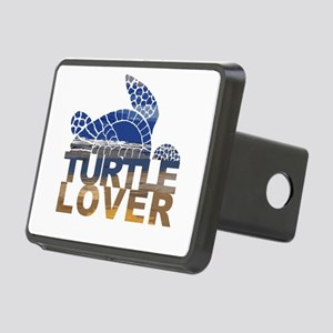 Turtle lover-1 Hitch Cover