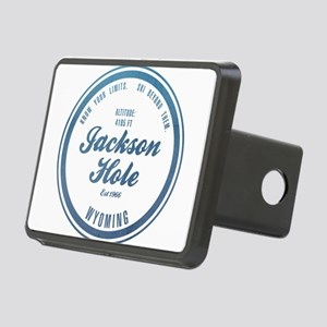 Jackson Hole Ski Resort Wyoming Hitch Cover