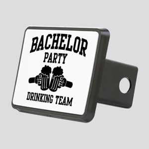 Bachelor Party Drinking Team Hitch Cover