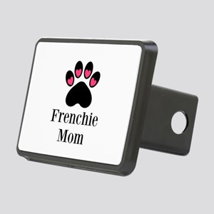 Frenchie Mom Paw Print Hitch Cover