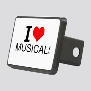 I Love Musicals Hitch Cover