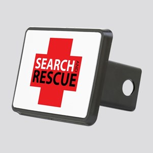 Search And Rescue Hitch Cover