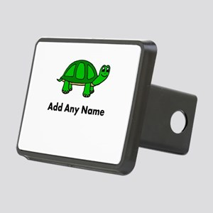 Turtle Design - Add Your Name! Hitch Cover