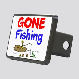 Gone Fishing Hitch Cover