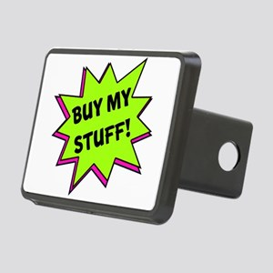 Buy My Stuff! Rectangular Hitch Cover