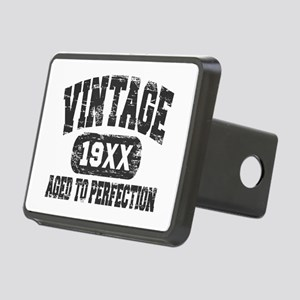 Personalize Vintage Aged To Perfection Hitch Cover